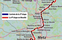 Le Tour de France 2017 en Moselle